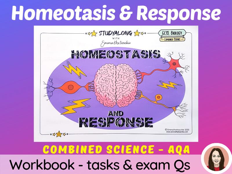 Homeostasis and Response Workbook