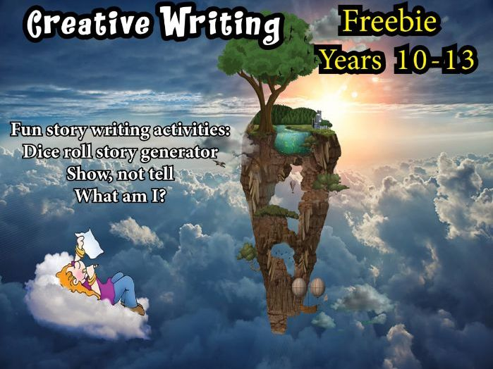 Creative Writing Games: Fun Fiction