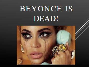 Beyonce Starter Activity - Explaining the Shia And Sunni divide