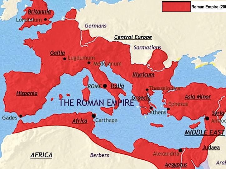 *Six Full Lessons* The Roman Empire