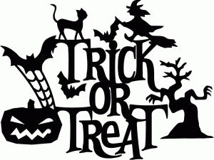 HALLOWEEN SPECIAL- Trick or Treat Narrative Writing- KS3