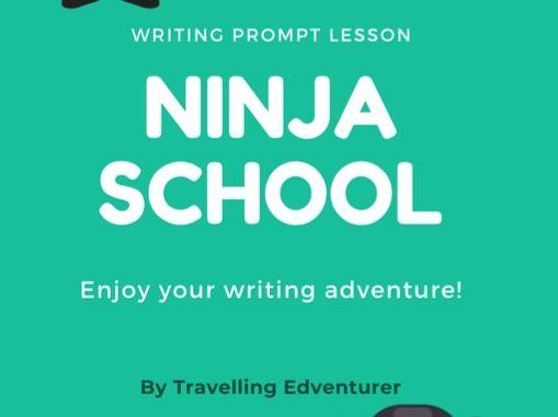 Ninja Lesson Writing Prompt