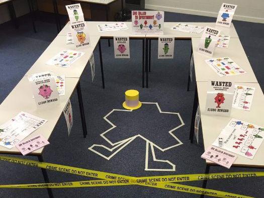Who Killed Mr Dipentagram - Maths Murder Mystery