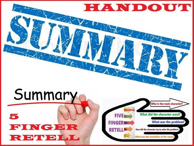 SUMMARY: HANDOUTS