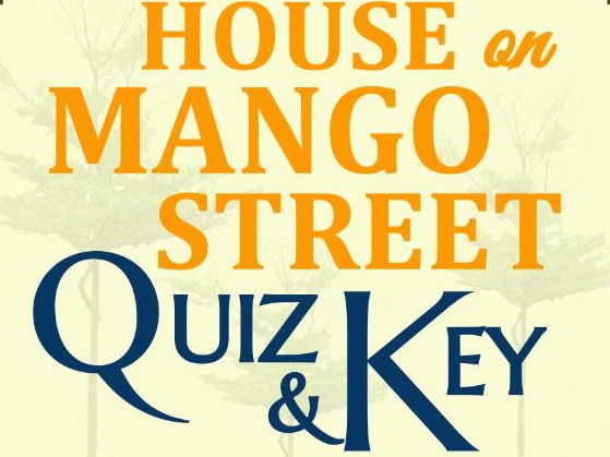 The House on Mango Street Quiz - Sections 9-13