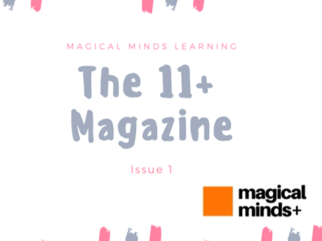 The 11+ Magazine- Issue 1