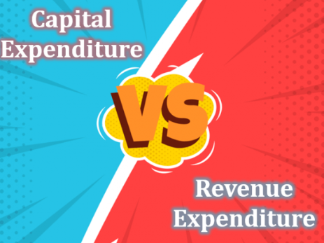 Capital Expenditure, Revenue Expenditure , Capital Receipts and Revenue Receipts