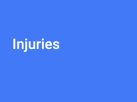 A-Level PE (OCR): Injuries