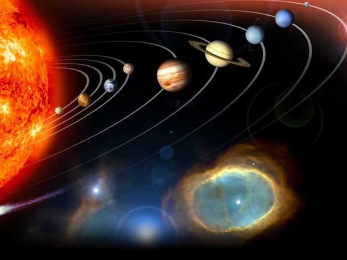 The Solar System KS3