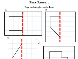 Shape symmetry