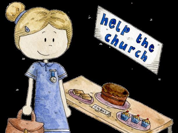 Ann the Nurse, Hannah's Phonics Story, ur sound