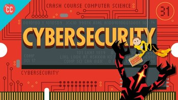 Crash Course Computer Science #31 Cybersecurity Q & A-Key