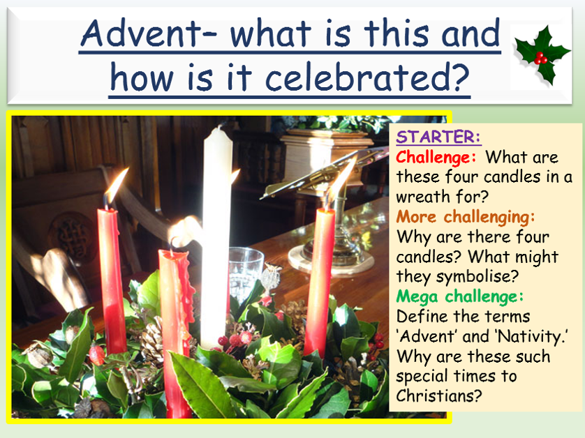Advent: Advent / Christmas