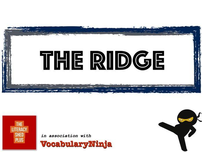 The Ridge Vocabulary Pack