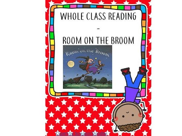 Whole Class Reading-Room on the Broom