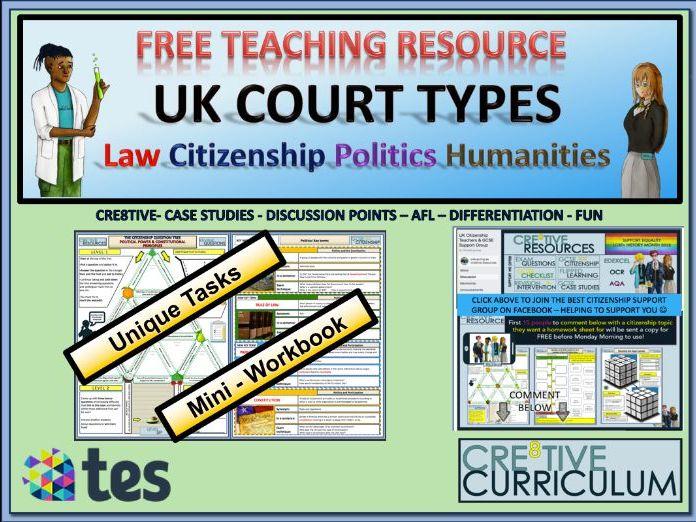 Courts - citizenship
