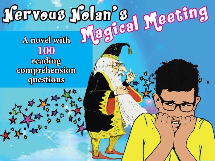 Novel & 100 Reading Comprehension Questions