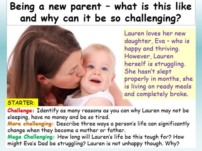 Parenting PSHE RSE