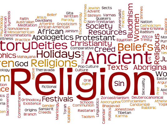Revision Notes on AQA A Level Religious Studies (Christianity)