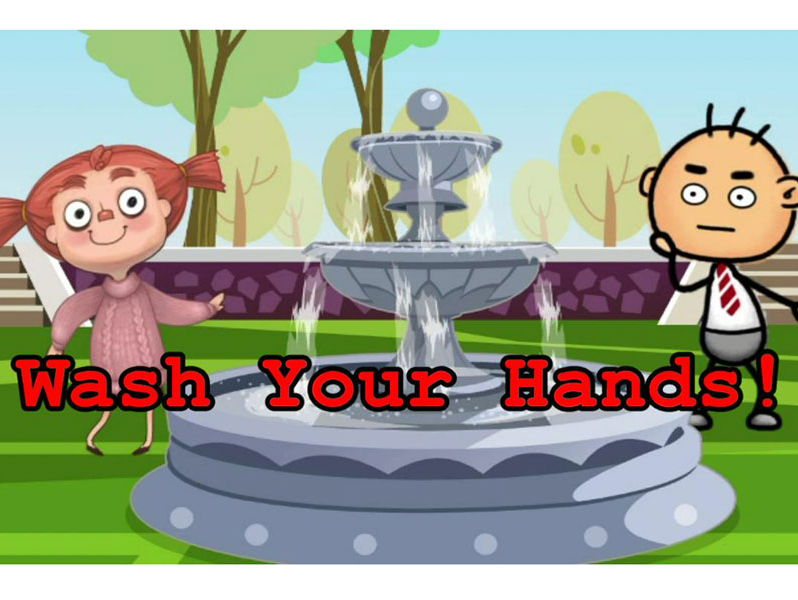 Wash Your Hands - Total Song Pack