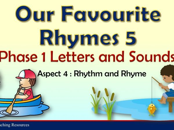 Our Favourite Rhymes 5