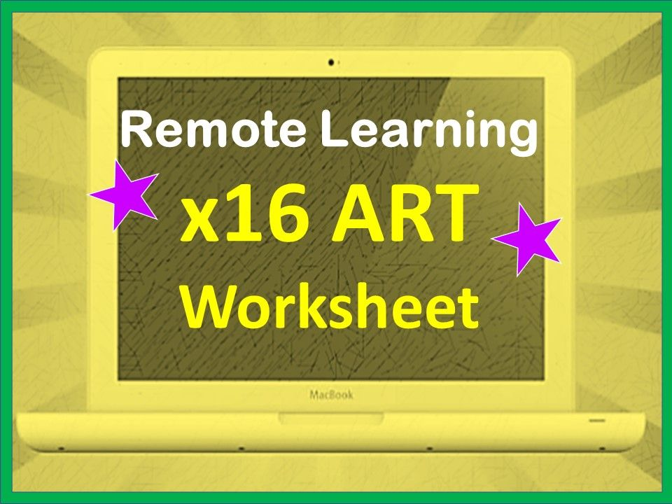 Art Remote Learning