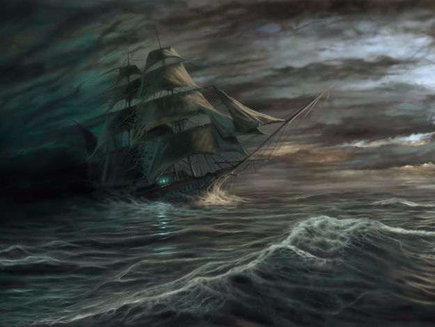 AQA English Language Paper 2 Section A Resource Bundle: The Mary Celeste vs The High Aim 6