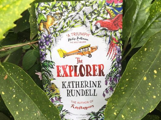 The Explorer by Katherine Rundell - Teachers' Notes
