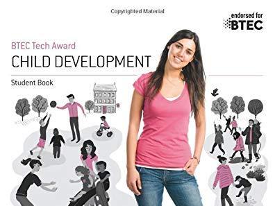 Child Development Btec component 3 BUNDLE