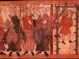Saxon Crime and Punishment (3 - 4 lessons)