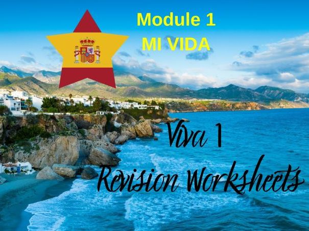 SPANISH Viva 1 Module 1 Revision Booklet