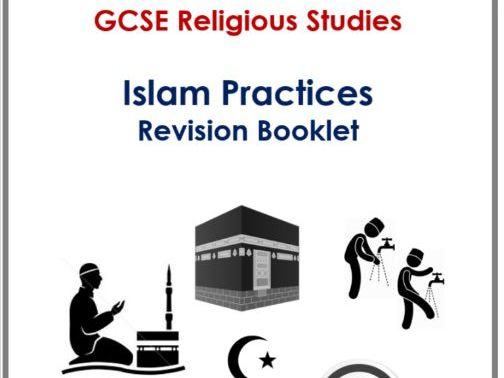 AQA GCSE RS Islam Practices Revision Guide