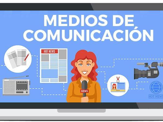 Los medios de comunicación- zoom 2