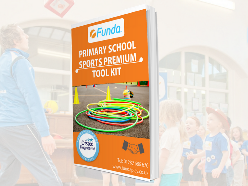 FUNDA Primary School Sports Premium Tool Kit For Teachers