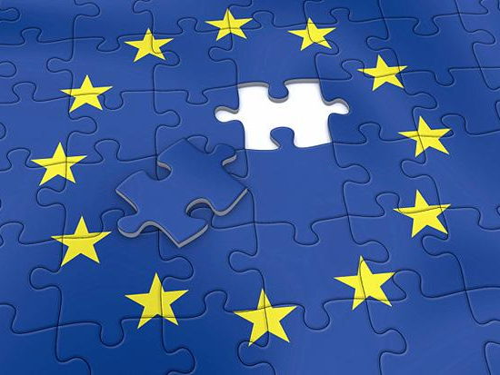 The Project of European Integration Since 1945 - Presentation