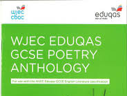 EDUQAS Poetry Anthology - contexts