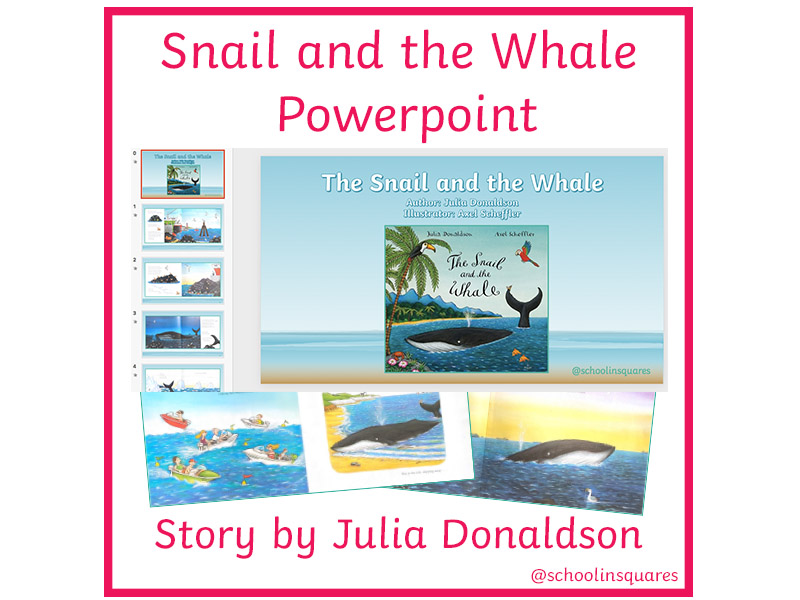 The Snail and the Whale Powerpoint ebook