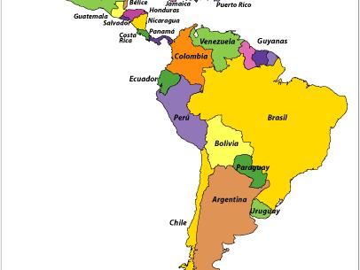 Conociendo Iberoamérica