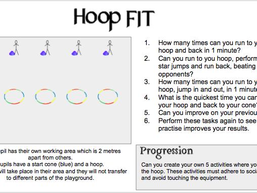 Hoop Fit Activity