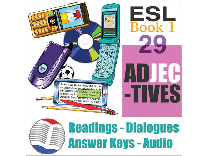 ESL Readings & Exercises Book 1-29