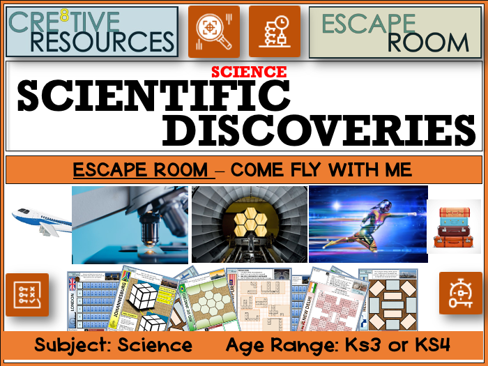 Scientific Discoveries + Interventions