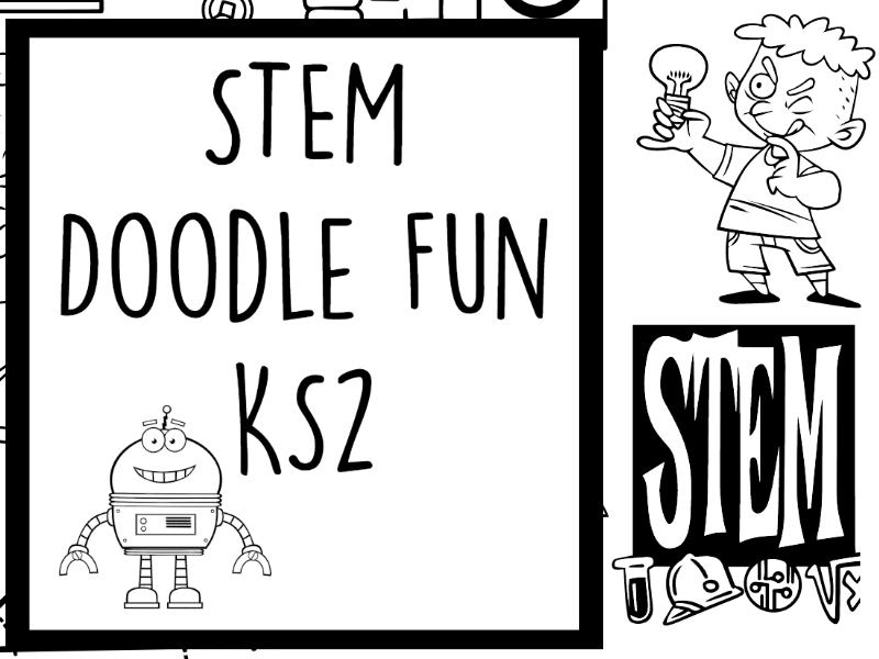 STEM Doodle Fun KS2