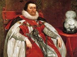Why was James I so unpopular?