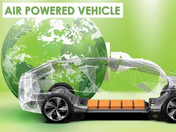 Air Powered Car - STEM project
