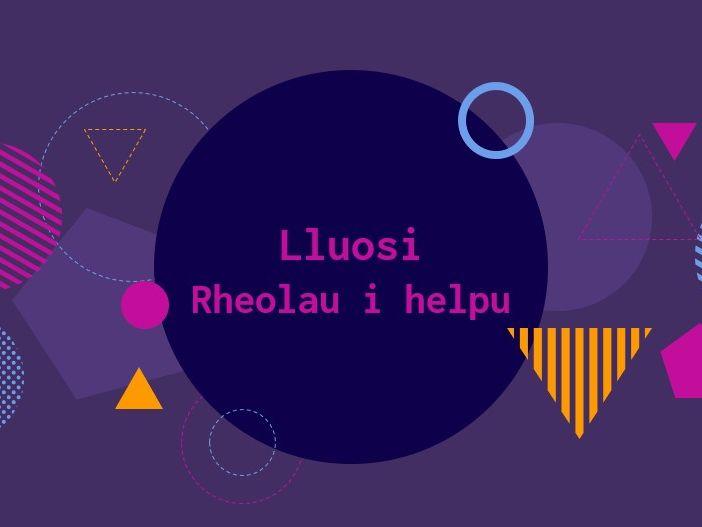 Triciau Lluosi