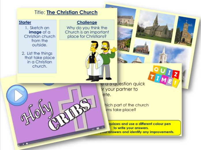 Introduction to the Church building