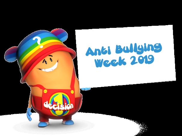 1decision Anti Bullying Week Resources
