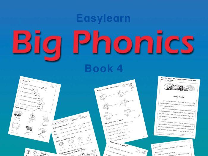 BIG PHONICS BOOK 4