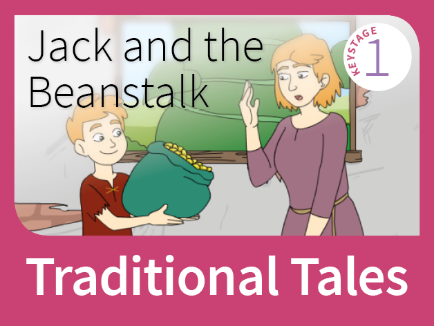 Jack and the Beanstalk - Classic Fairy Tales  (Traditional Tales)