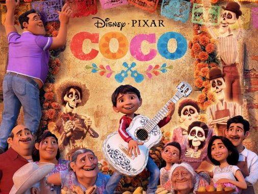 Coco-Activity booklet